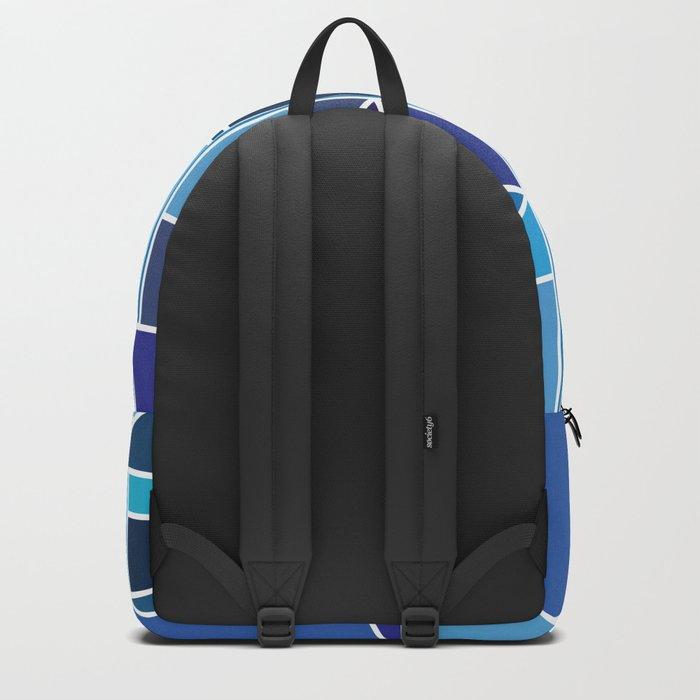 Kaku Blue Backpack