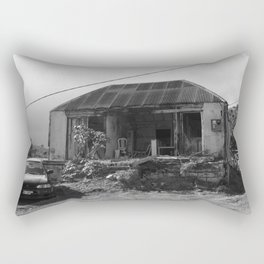 Wrecked. Rectangular Pillow
