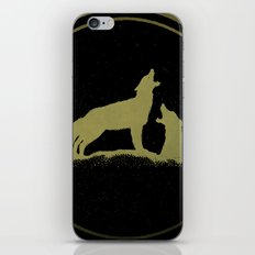 The Howling iPhone & iPod Skin