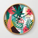 Matisse Inspired Pop Art Tropical Fun Jungle Pattern by sunnybunny
