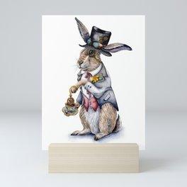 March Hare Mini Art Print