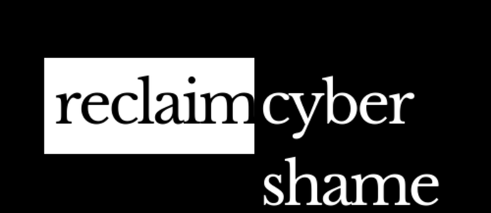 Reclaim Cyber Shame Coffee Mug