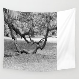 Tree of Life The De Bore Oak Circa 1740 Wall Tapestry