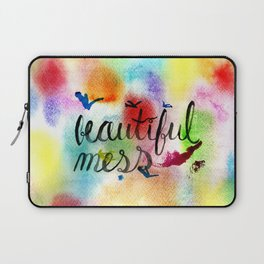 Beautiful Mess Laptop Sleeve