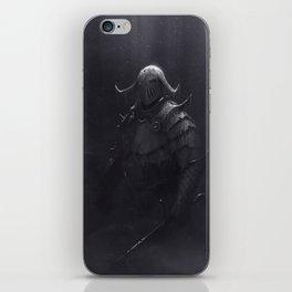 Silver Lord  iPhone Skin