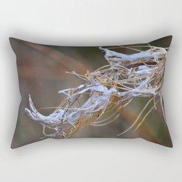 Seed Heads Rectangular Pillow
