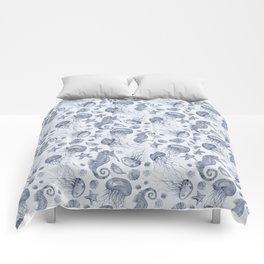 Deep Below Comforters