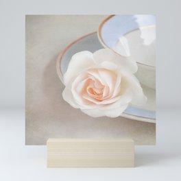 The Sweetest Rose Mini Art Print