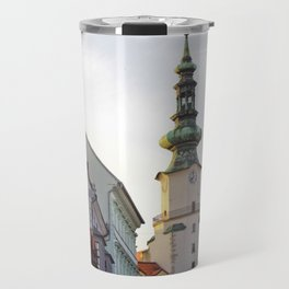 Bratislava Tower Travel Mug