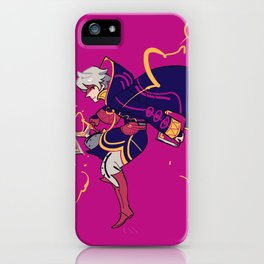 Thoron iPhone Case