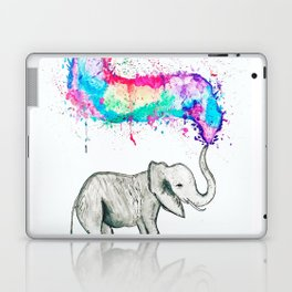Spray of colour! Laptop & iPad Skin
