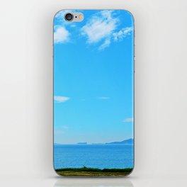 Perce Coast and Rock iPhone Skin