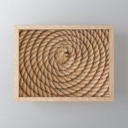 Flemish Flake Framed Mini Art Print