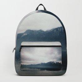 Brume sur Montreux Backpack