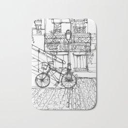 The Bike Bath Mat