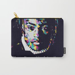 QUOTES XXX TENTACION Carry-All Pouch