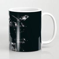 dalek Mugs featuring Dalek by zerobriant