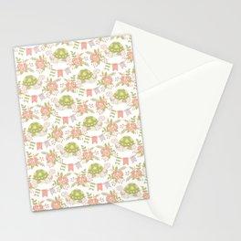 Little Tortoise -pattern- Stationery Cards