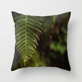 Fern II Throw Pillow