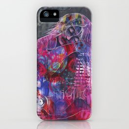 Lost in My Mind iPhone Case
