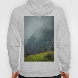 Mountains landscape Hoody