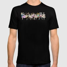 Animal Ballet Hipsters LV T-shirt