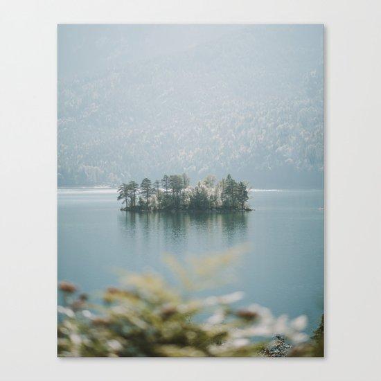 Paradise Island - Landscape Photography Canvas Print