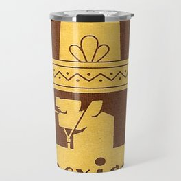 Mexicano - Vintage Cigarette Travel Mug