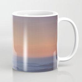 Evening pulse - Landscape and Nature Photography Coffee Mug