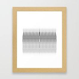 Coconut Palm Comores Framed Art Print