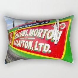 Fellows, Morton & Clayton Owl Rectangular Pillow
