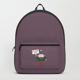Day 23/25 Advent - Little Helpers on Strike Backpack