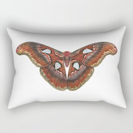 Atlas Moth Rectangular Pillow
