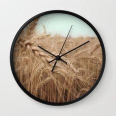 Farm Charm Wall Clock