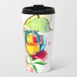 Luna Rose Travel Mug