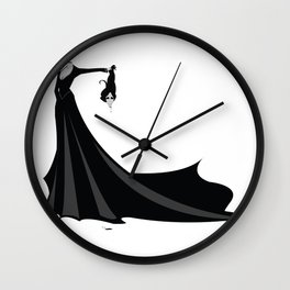 Béatrice Beheaded Wall Clock