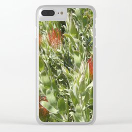 Proteas Clear iPhone Case