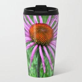 Purple Coneflower Travel Mug