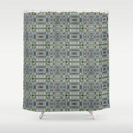 Chip Rubriks Shower Curtain