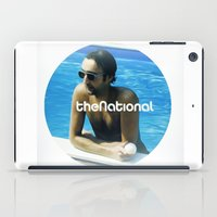 the national iPad Cases featuring National, The by iamomnipotent