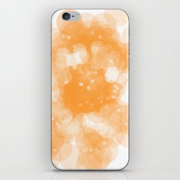 Super Orange iPhone Skin
