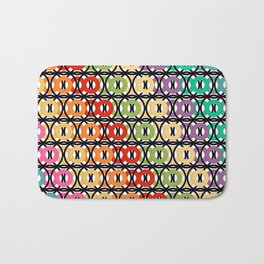 Rangeen Britto Tin Bath Mat