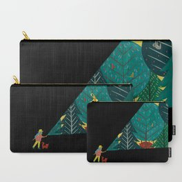 Wild Explorations Carry-All Pouch
