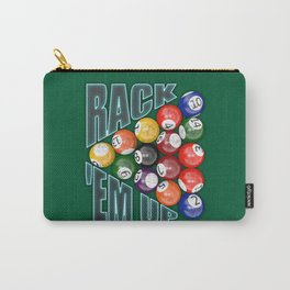 Rack Em Up Carry-All Pouch