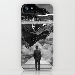 Black & White Collection -- Wandering iPhone Case