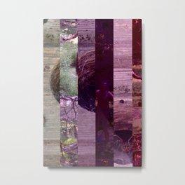 crash_ 05 Metal Print