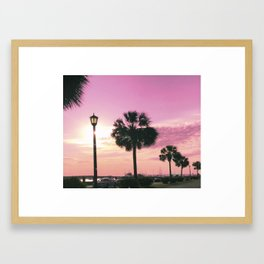 Charleston, Holy City Framed Art Print