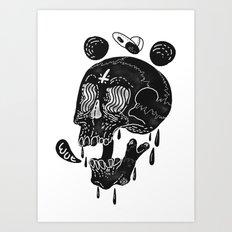 MIckey LAUS Art Print