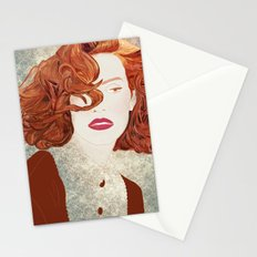 Jessica Chastain Stationery Cards