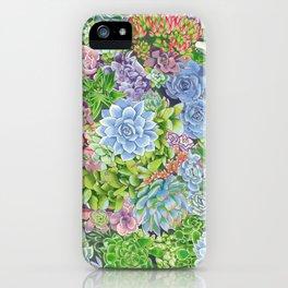 succulents! iPhone Case